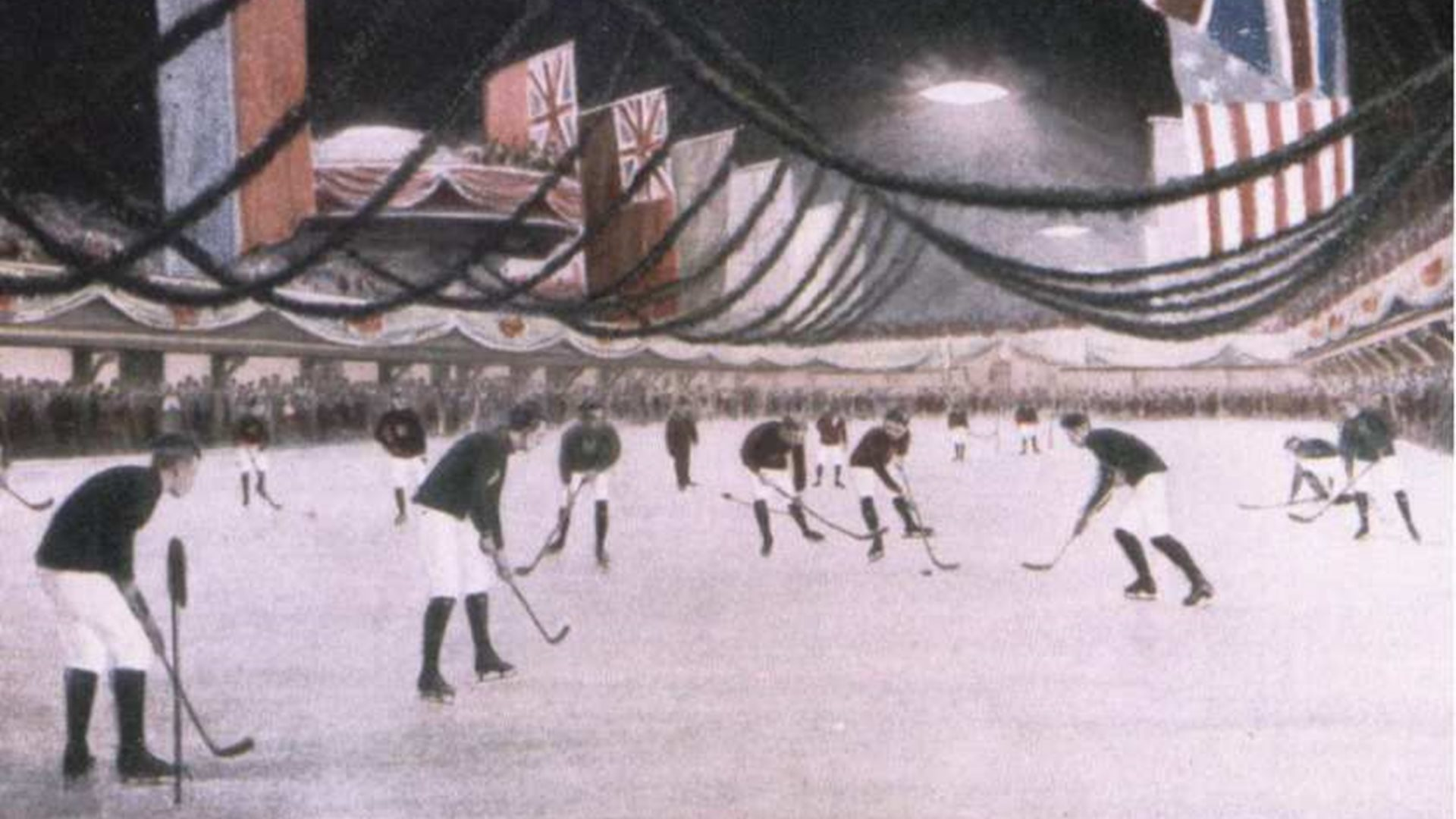 This Week In History The World S First Organized Hockey Game Was