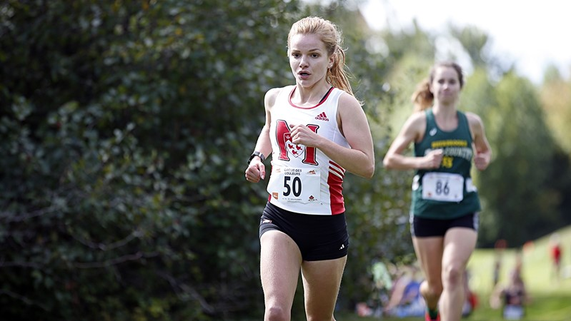 Hirsch paces Martlet runners to victory at McGill Open cross-country meet