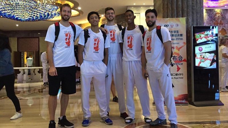 DAOUST'S DAILY BLOG FROM CHINA: Redmen hoopsters win their first two games - McGill University