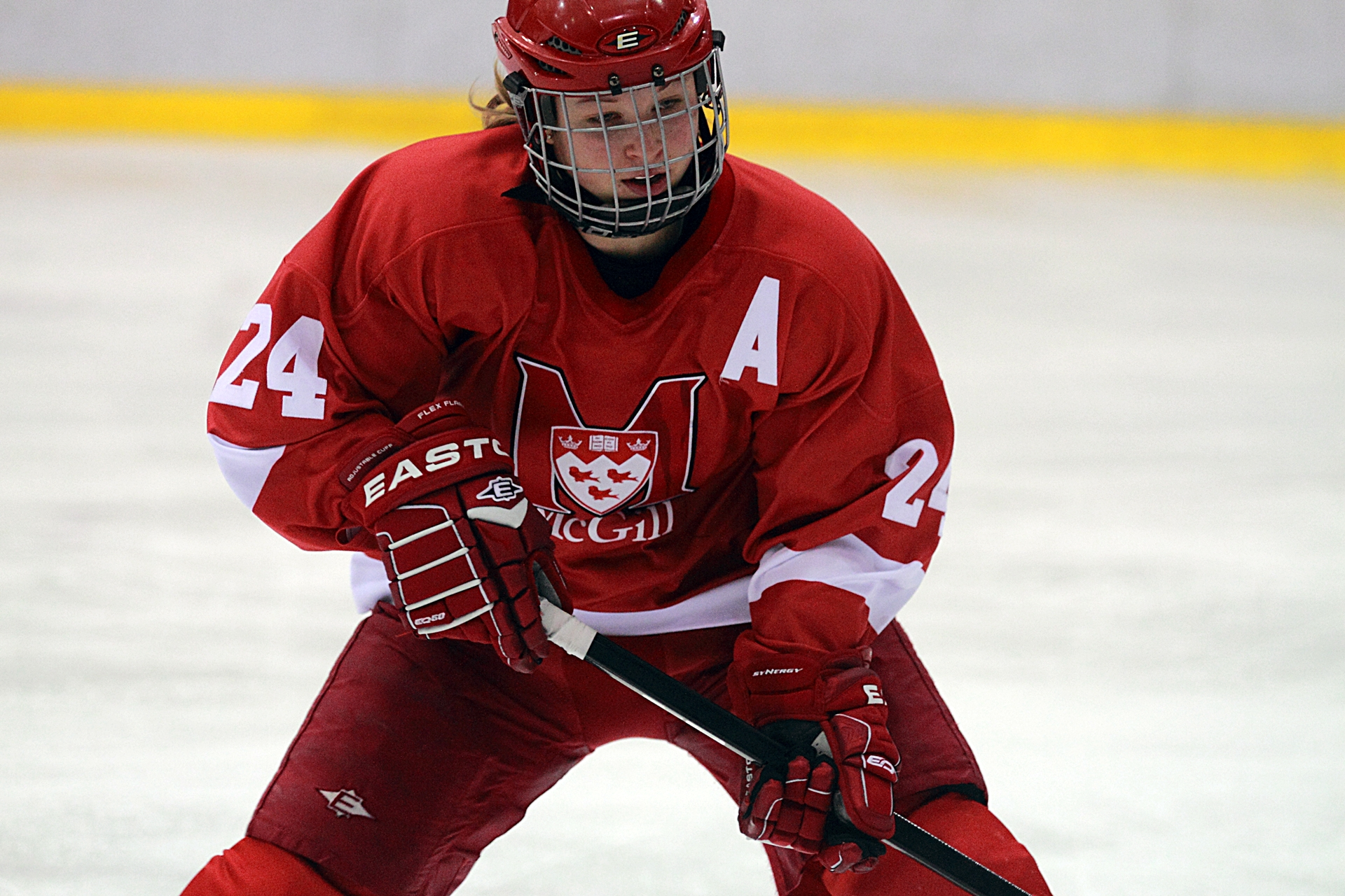 Mcgill Grad Bettez To Play For Canada In Hockey Rivalry Series Vs
