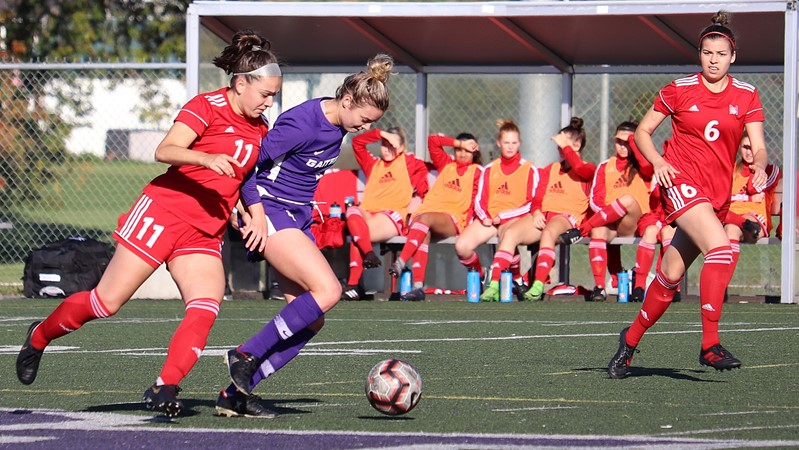 SOCCER: Martlets blank Sherbrooke, extend undefeated streak to five
