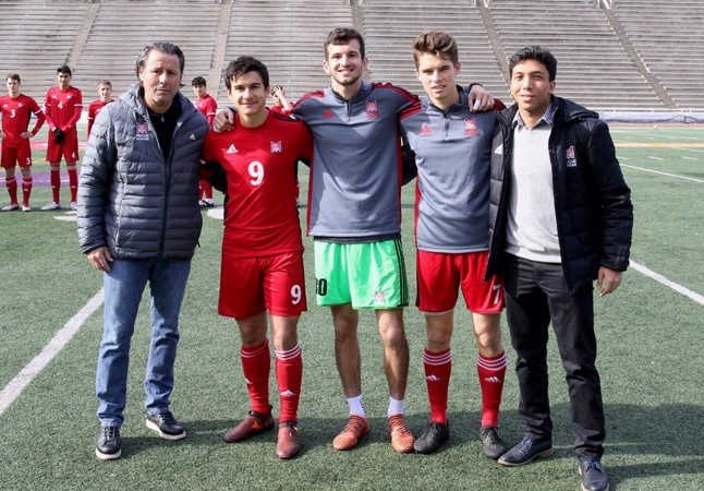 Soccer senior's scoring title the only salvation as playoff hopes subside for McGill men