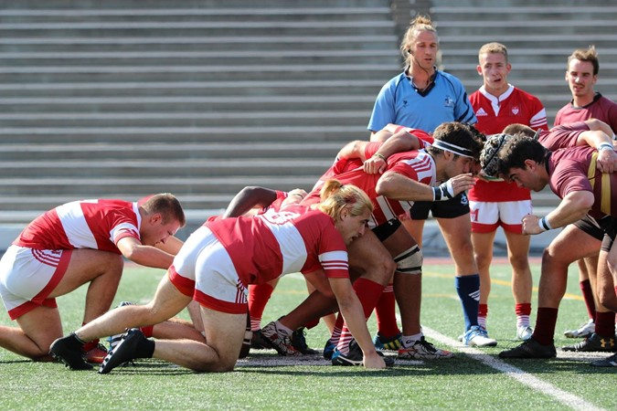 Win streak stretched to six as McGill men master Ottawa in rugby semifinal