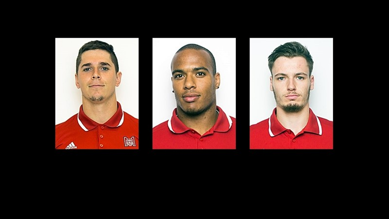 McGill football trio selected in CFL's first-ever European Draft - McGill University Athletics