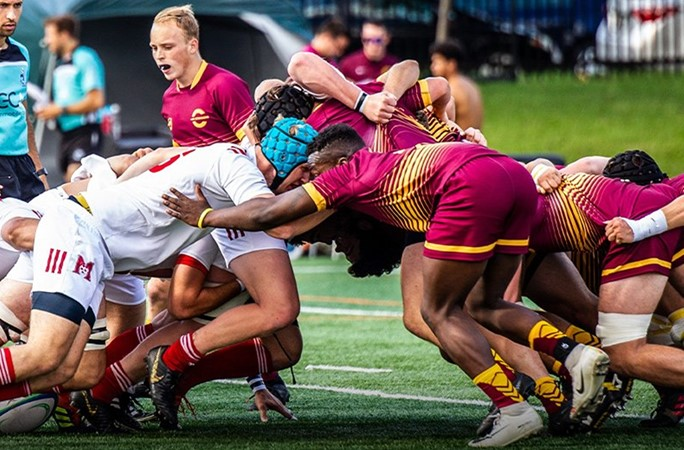 Stingers edge McGill ruggers on final play to win inaugural Hardy Cup