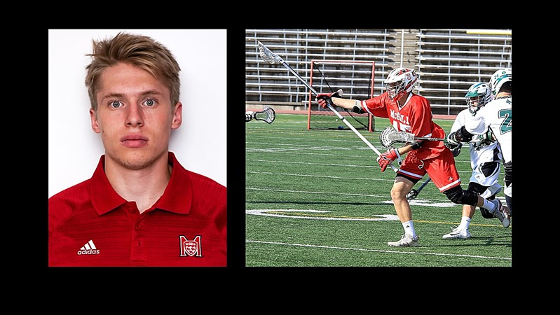 McGill lacrosse's Bolsterli selected in fourth round by San Diego in NLL Entry Draft